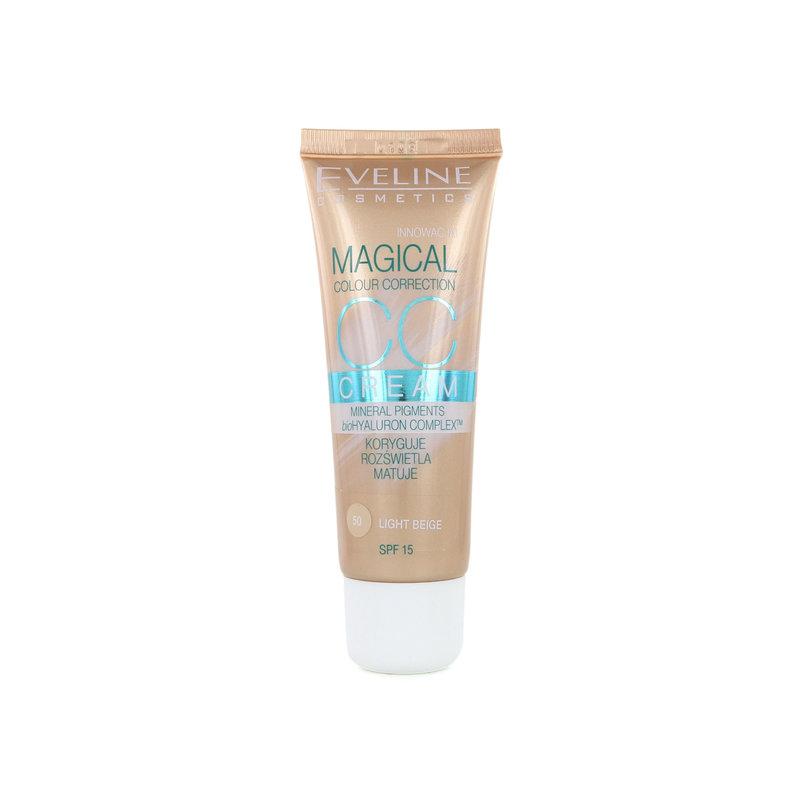 Eveline Magical CC Cream - 50 Light Beige