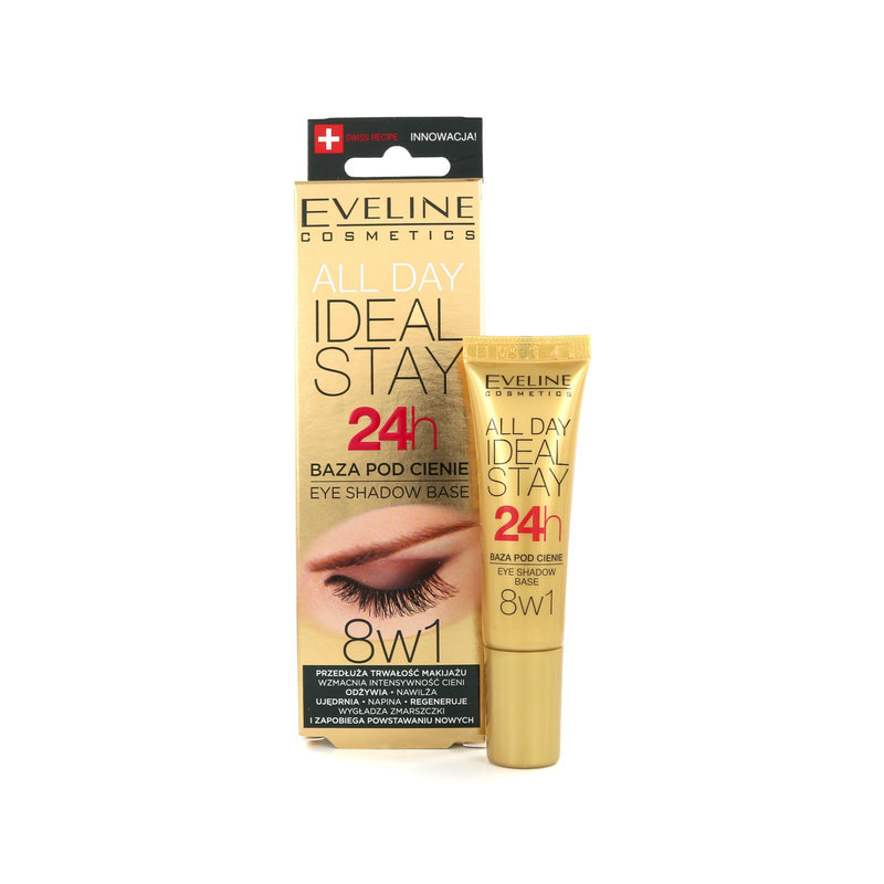 Eveline All Day Ideal Stay 24H Oogschaduw Primer