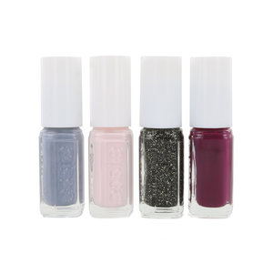 Mini Quad Set Nagellak - 4 x 5 ml