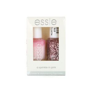 Nagellak - A Sprinkle In Pink (Cadeauset)