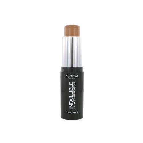 L'Oréal Infallible Longwear Shaping Foundation Stick - 220 Caramel
