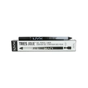 Tres Jolie Gel Eyeliner - Pitch Black