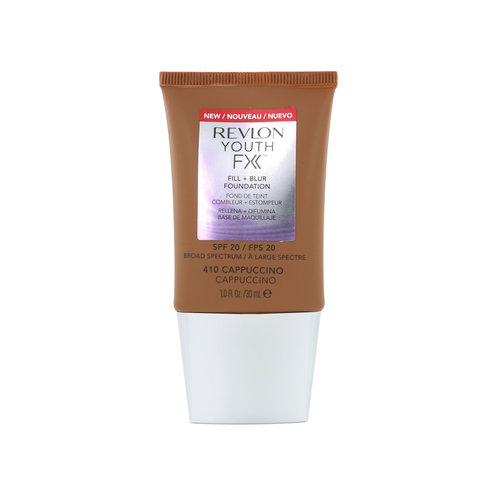 Revlon Youth Fix Foundation - 410 Cappuccino