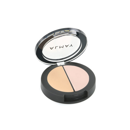 Revlon Almay Concealer & Highlighter - 100 Light Pale