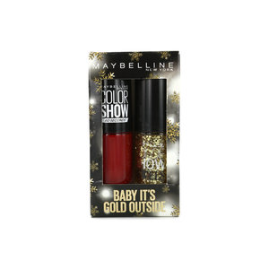Color Show Nagellak - Baby It's Gold Outside (Cadeauset)