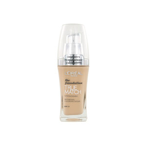 True Match Super Blendable Foundation - N3 Creamy Beige