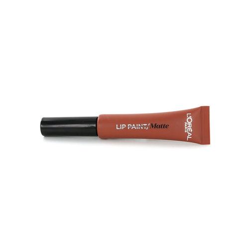 L'Oréal Lip Paint Matte Lipstick - 209 Nude On Fleek