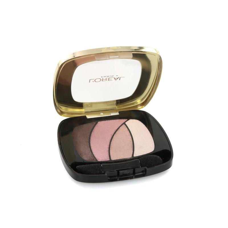 L'Oréal Color Riche Quad Lidschatten - N1 True Nudes