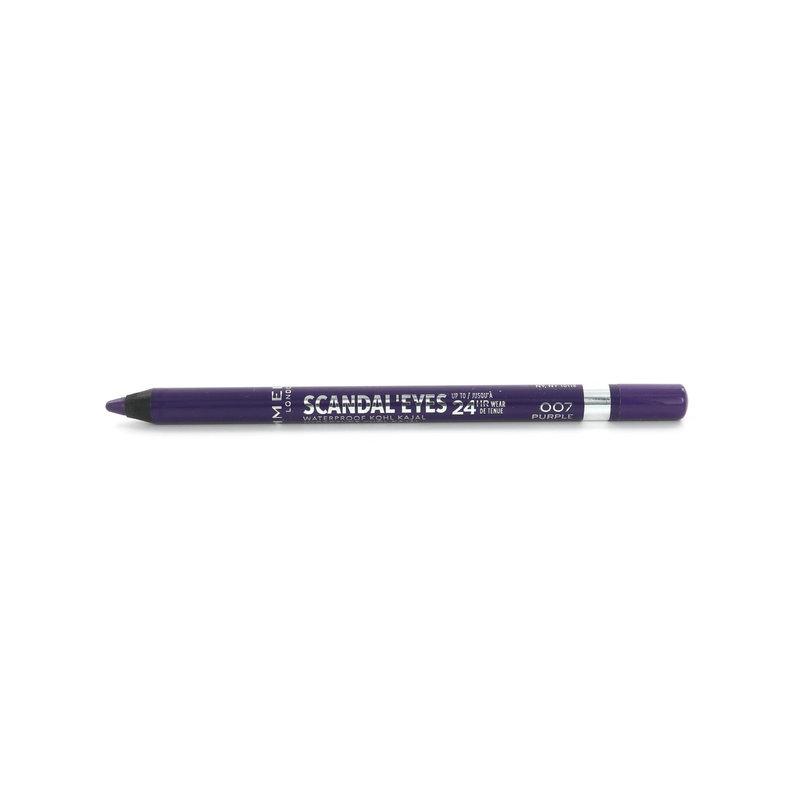 Rimmel ScandalEyes Waterproof Kohl Kajal Kajalstift - 007 Purple