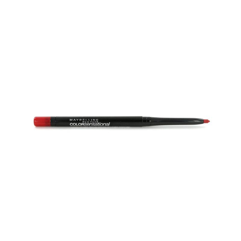 Maybelline Color Sensational Lipliner - 90 Brick Red