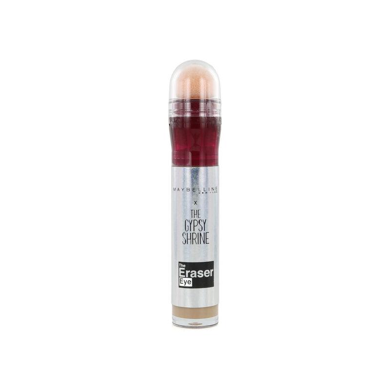 Maybelline The Gypsy Shrine Eraser Eye Concealer - 02 Nude