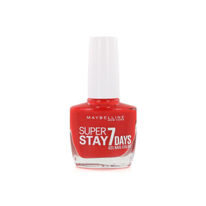 SuperStay Nagellak - 493 Blood Orange