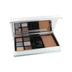 Bronzer & Eyeshadow Make-up Palette