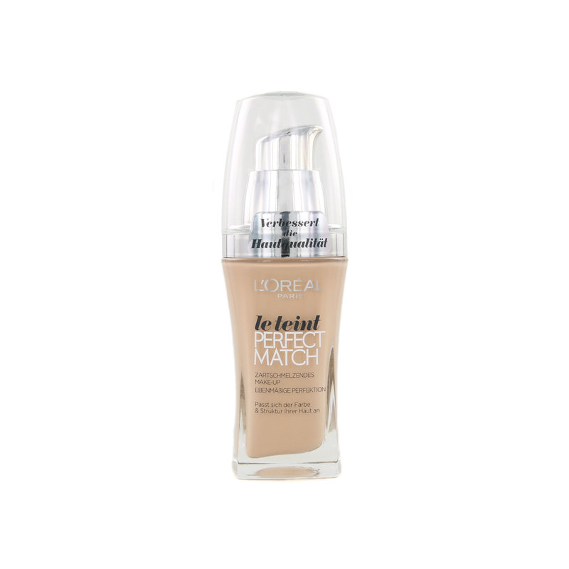L'Oréal Perfect Match Foundation - R2.C2 Rose Vanilla (Buitenlandse verpakking)