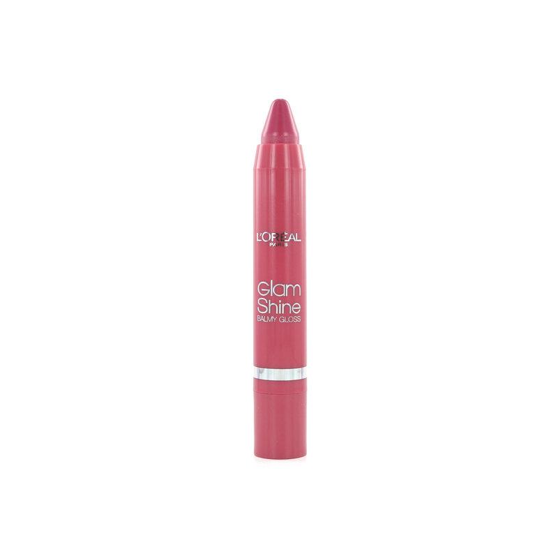 L'Oréal Glam Shine Balmy Lip-Balm - 912 Sin For Peach