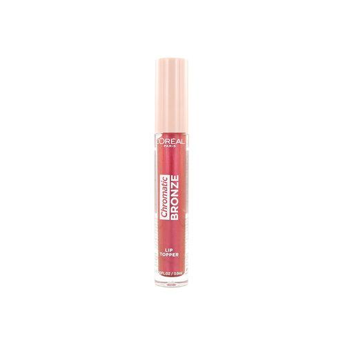 L'Oréal Chromatic Bronze Lipgloss - 04 Red Tonic