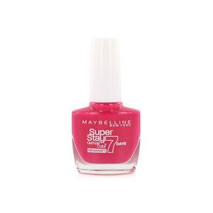 SuperStay 7 Days Nagellak - 190 Pink Volt