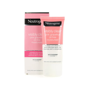 Visibly Clear Oil-Free Moisturizer - Pink Grapefruit