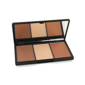 Face Form Contouring & Blush Palette - Medium