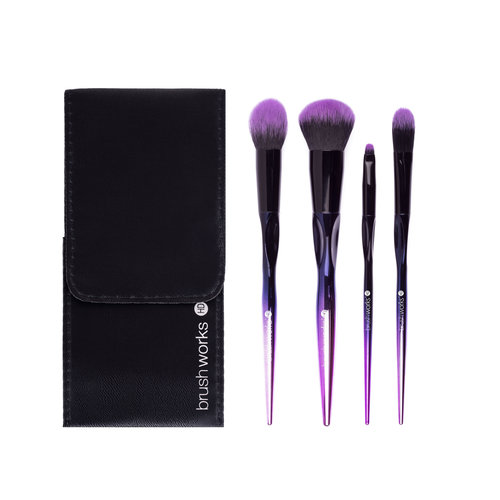 Brushworks HD Complete Face Makeup Brush Set