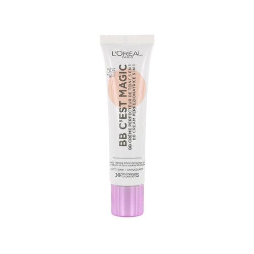 L'Oréal C'est Magic BB Cream - Medium-Light