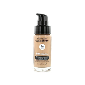 Colorstay Matte Finish Foundation - 340 Early Tan (Combination/Oily Skin)