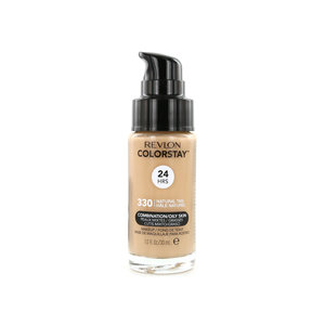 Colorstay Matte Finish Foundation - 330 Natural Tan (Combination/Oily Skin)