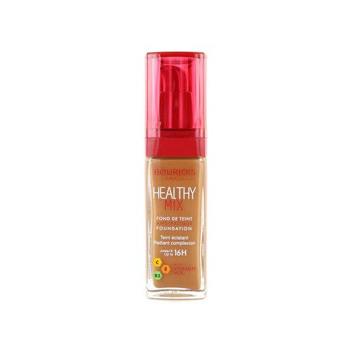 Bourjois Healthy Mix Anti-Fatigue Foundation - 60 Dark Amber