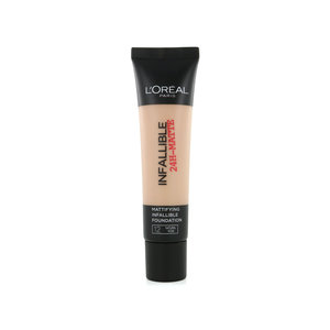 Infallible 24H Matte Foundation - 12 Natural Rose