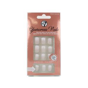 Glamorous Nails - French Nails 02 (met nagellijm)