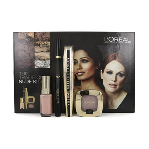 The Traditional Nude Kit Cadeauset