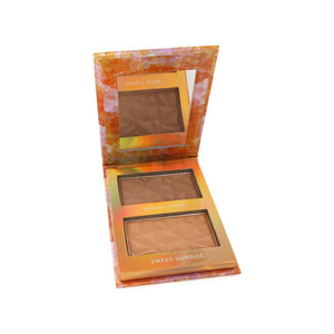 Sunstone Matte Bronzing Palette