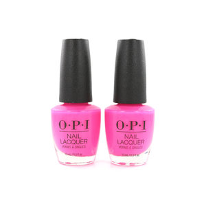 Nagellak - V-I-Pink Passes (2 stuks)