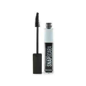 Snapscara Mascara - 01 Pitch Black