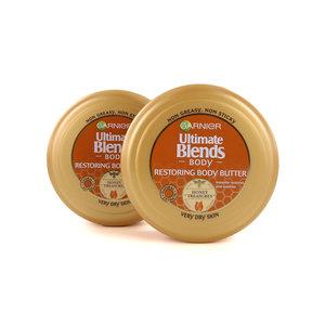 Ultimate Blends Body Cream (2 stuks)