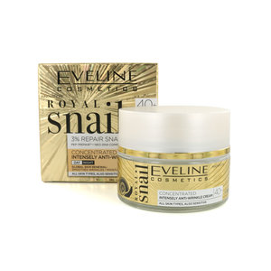 Royal Snail Concentrated Actively Smoothing Cream - Day and Night 40+ - 50 ml