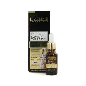 Royal Caviar Therapy Face Serum - 18 ml