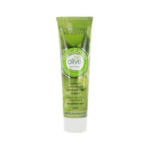 Eveline Glicerine Bio Olive Handcrème - 100 ml
