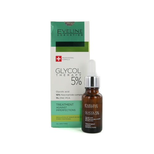 Eveline Glycol Therapy 5% Treatment Against Imperfections - 18 ml