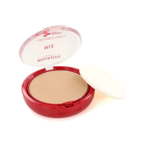 Bourjois Healthy Mix Anti-Fatigue Compact Poeder - 03 Dark Beige