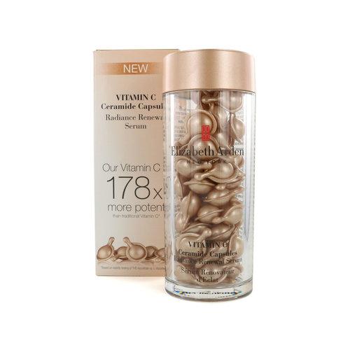 Elizabeth Arden Ceramide Vitamin C Radiance Renewal Serum Capsules - 60 pieces