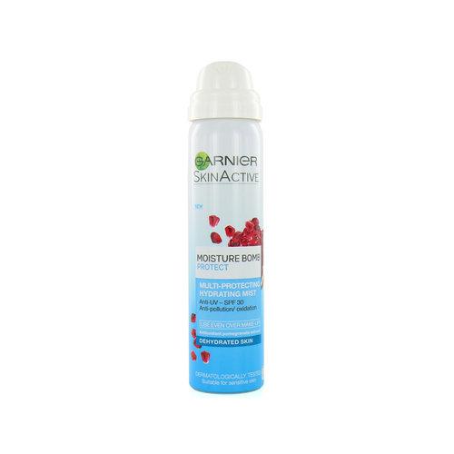 Garnier Skin Active Moisture Bomb Protect Spray - 75 ml