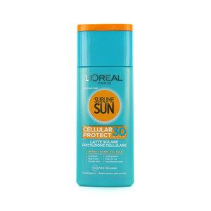 Sublime Sun SPF 30 Zonnebrandcrème - 200 ml (buitenlandse verpakking)