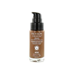Colorstay Foundation - 450 Mocha (Oily Skin)