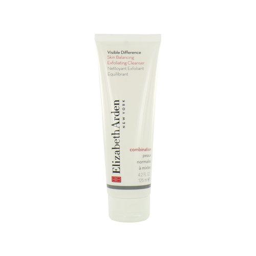 Elizabeth Arden Visible Difference Skin Balancing Exfoliating Cleanser Gezichtsscrub