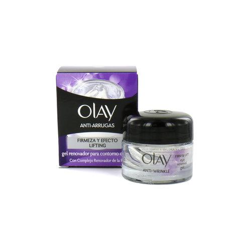 Olaz Anti Wrinkle Firm and Lift Oogcrème - 15 ml (Spaanse Versie)