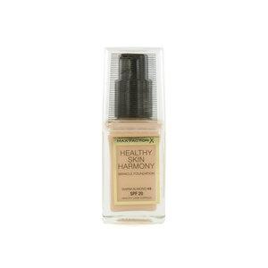 Healthy Skin Harmony Foundation - 45 Warm Almond