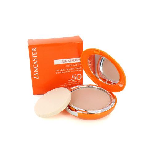 Lancaster Sun Sensitive Invisible Compact Cream - 9 gram (SPF 50)