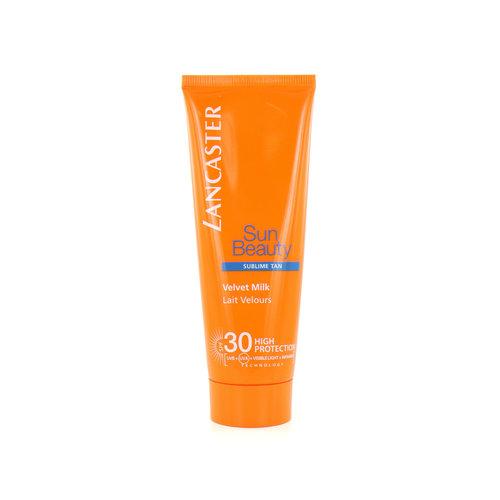Lancaster Sun Beauty Velvet Milk Zonnebrandcrème - 75 ml (SPF 30)