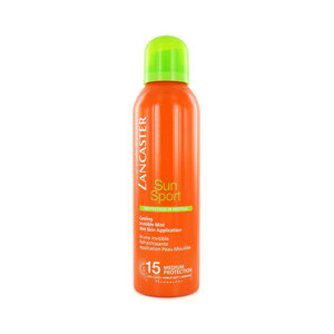 Sun Sport Cooling Invisible Mist Zonnebrand Spray - 200 ml (SPF 15)